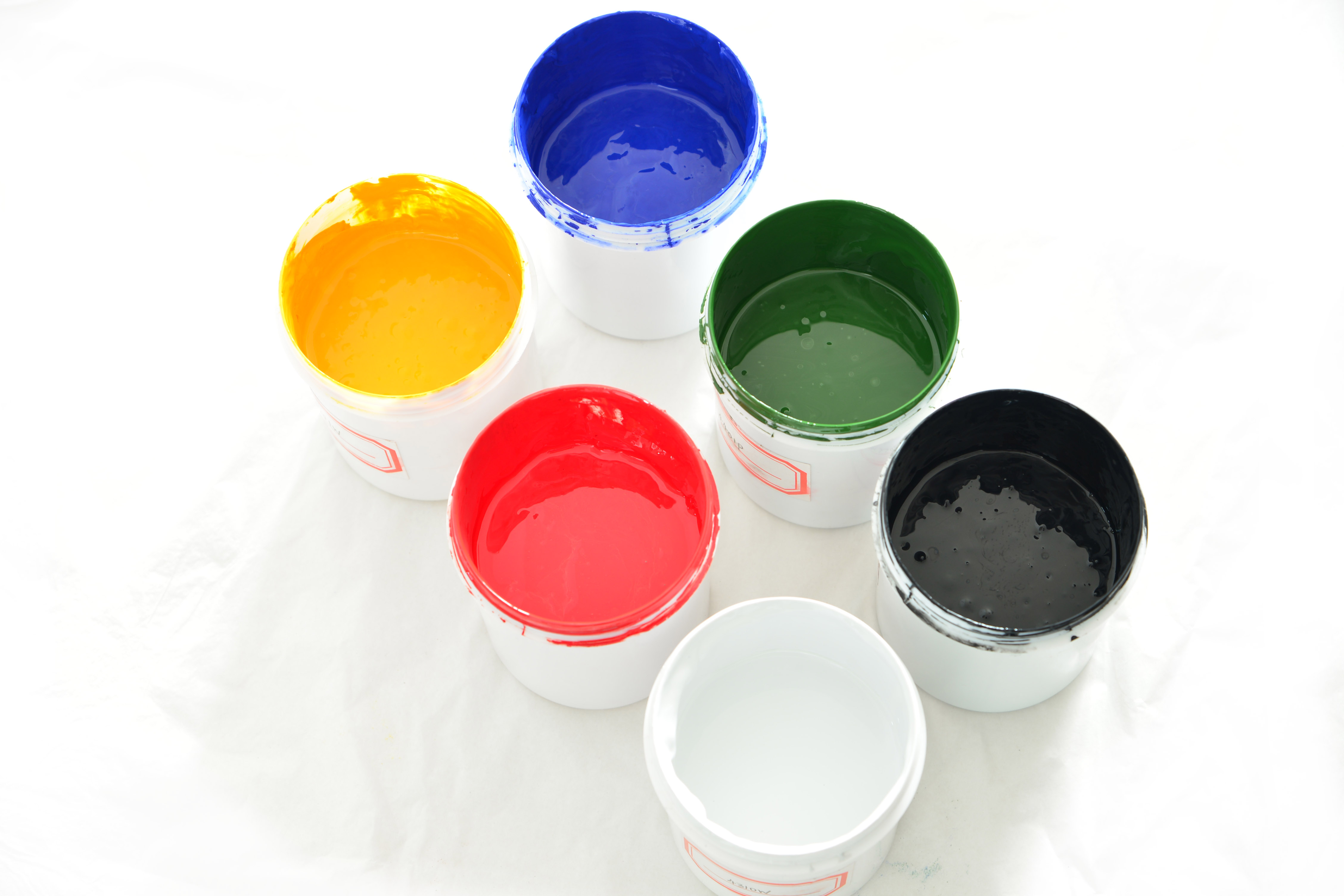 Tempered Glass Enamel Basic Color